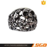 Humanized Design New Style Surgical Steel Engagement Rings