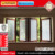 Morden Aluminum Casement Window With Blinds Inside