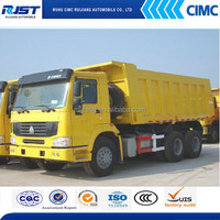SINO TRUCK 336hp Dump Truck For Hot Sale/new product