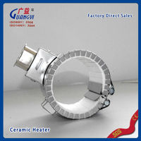 CE certificated stainless steel small ceramic heating element