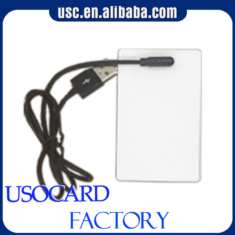 Factory supply the ultra-thin ibeacon tag beacon card