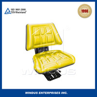 Air suspension driver seat manufacturer