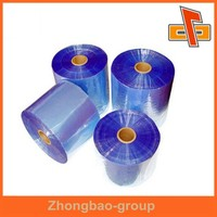 Packaging plastic material hot sale products guangzhou factory vivid blue film for Packing