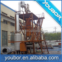 15Tons/day capacity used motor oil refinery machinery