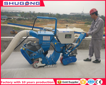 CE/ISO9001 factory small floor shot blasting machines for sale