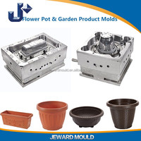 Factory Direct Sales All Kinds Classical Injection Flower Pot Mould