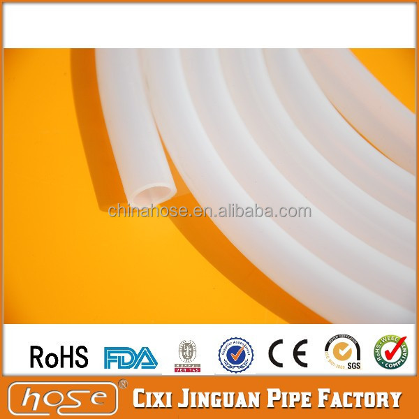 Good UK, USA America FDA Milk Beer Water Medical & Food Grade Silicone Tube Medical, 12mm Food Grade Silicone Rubber Hose