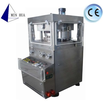 ZP-17E,19E,21E Rotary Tablet Press big tablet
