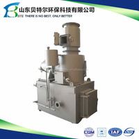 15kgs/hour small hospital medical waste incinerator, waste disposal machinery manufacture