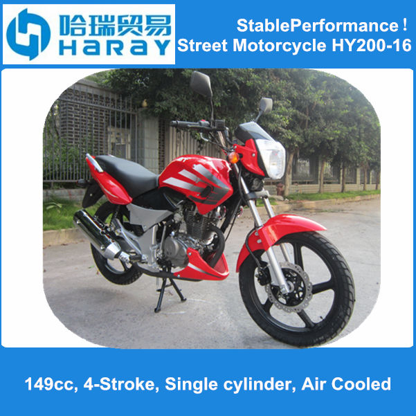 Stable Performance! 200cc motorcycle Street Motorcycle HY200-16