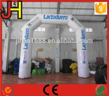 Beautiful Inflatable Arch Inflatable Entrance Arch With Advertising Slogan