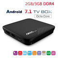 M8S Pro Android 7.1 TV Box BT 4.1 DDR4 Amlogic S912 2.0GHz Octa Core ARM 64bit 4K Full HD 3D hd video download android tv boxes
