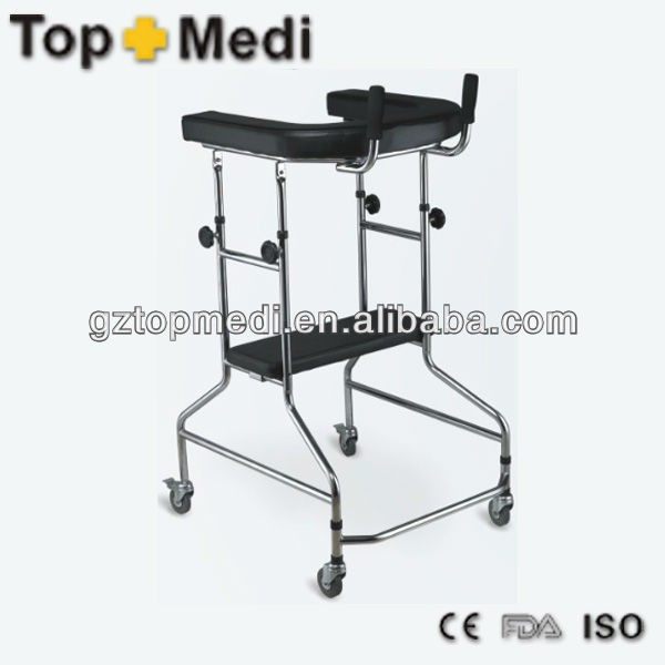 TWA9612 Medical Walking Aids Wlaking Chair Standing Frame For Disabled