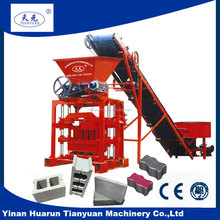 QTJ4-35 investors looking for projects price in india brick block machine