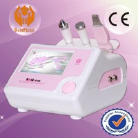 Ultrasonic Face beauty product with skin scubber (BL-321)