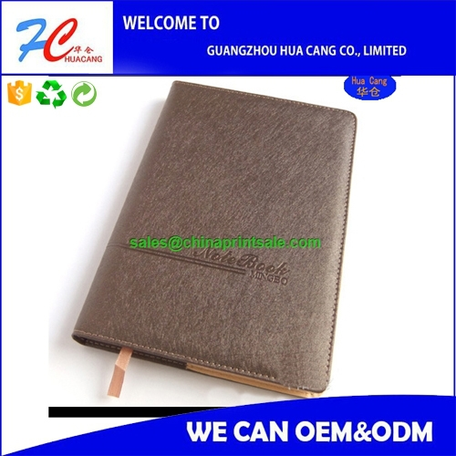 office school note book/custom note book/leather note book factory and printing