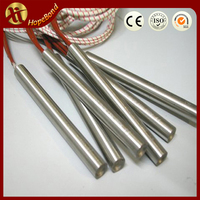 Single End AC 220V 600W 8mm x 150mm Cartridge Heater