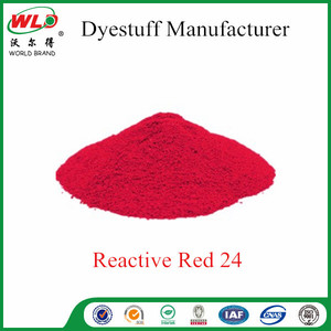 C.I.Reactive Red 24 Reactive dyes Red P-2B Fabric Dye