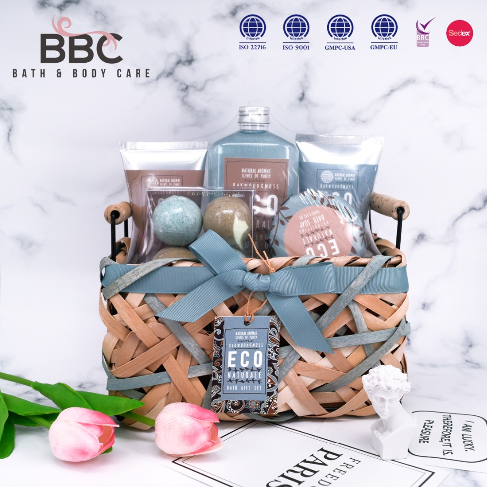 BBC natural audit body bath and wash gift set ECO range 05