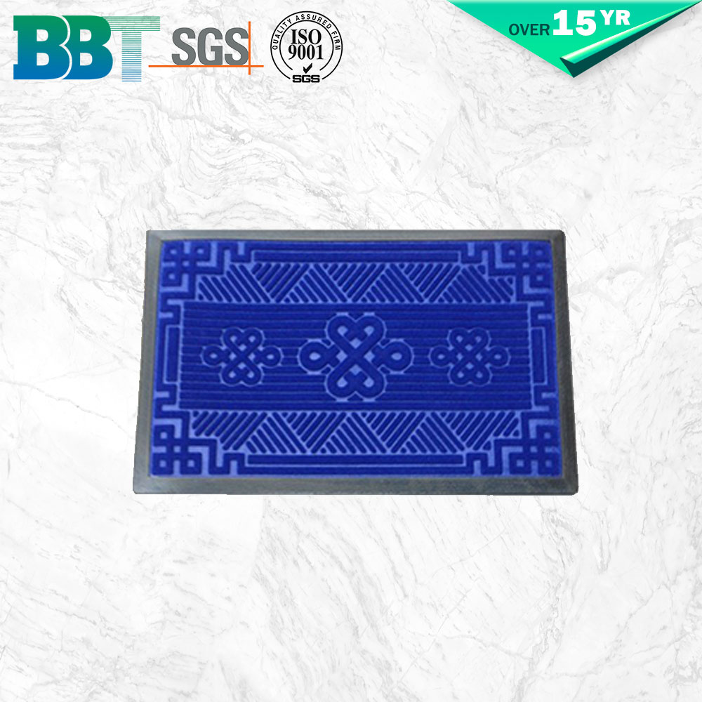 Low Moq Memory Foam Embossed Pattern Bathroom Curved Bath Mat With ...