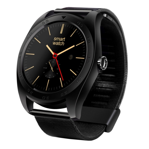 K89 Free sample Classic Watch Design Metal Band Bluetooth 4.0 Heart Rate Smart Watch,smartwatch ,watch phone