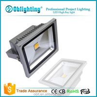 UL SAA CB CE certification and IP65 waterproof Bridgelux chips Meanwell driver 10w led outdoor flood light