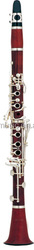 new Musical woodwind instruments of China 17 key rosewood Clarinet at cheap price