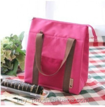 2015 Fashion korea style Big size Lunch cooler fitness handbag for picnic & office China