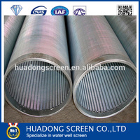 AISI304 V Wire Water Well Casing
