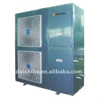 Air Source Heat Pump Combination Solar Heat System