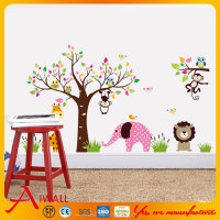 1000 Baby Wall Stickers Nursery PVC Decal Kids Room Home Decor DIY Children Home Decorations