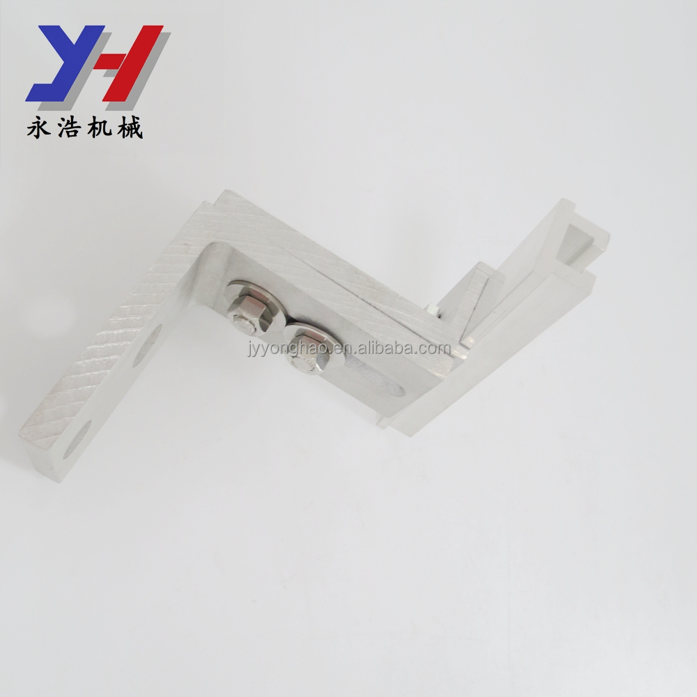 OEM ODM factory manufacture thick plate up and down adjustment wifi camera support as your drawing