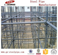 weight for scaffold material