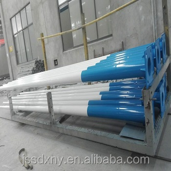 outdoor galvanized steel street lighting pole price 4m, 5m, 6m, 8m, 10m, 12m lamp post for sale