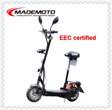 Latest 40 mph electric scooter EEC freestyle electric scooter for adults