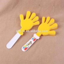 Plastic Noise Maker Party Supplier Hand Clapper