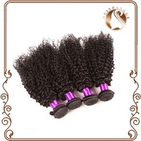 wholesale100 virgin remy chinese kinky curly hair extensions