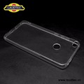 Transparent clear cover for huawei P8 lite tpu case