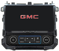 2017 HOT ANDROID OS 9 inch FULL TOUCH SCREEN CAR DVD PLAYER with GPS for GMC