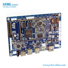 Professionelle SMT montage printed circuit board pcb hersteller
