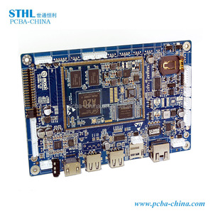 Professional SMT assembly printed circuit board pcb manufacturer
