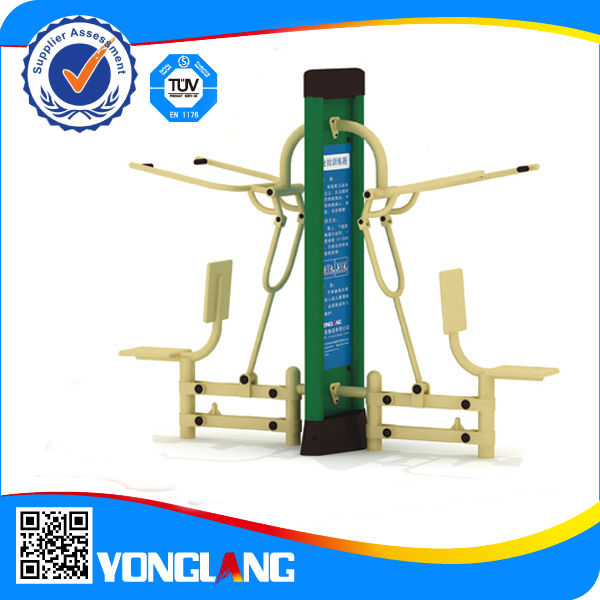 2014 new playground amusement fitness outdoor palyground equipment for park