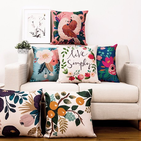 Sublimation printing custom own designswholesale pillow cases
