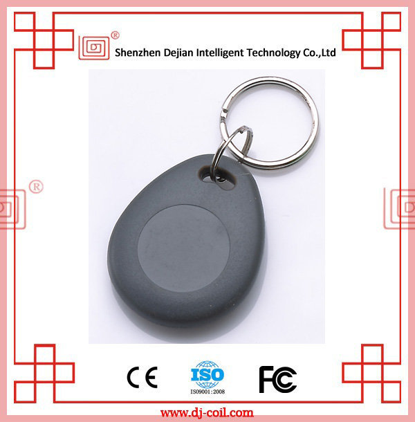 rfid 125khz key fob for data entry