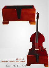 Hot Selling Wooden Double Bass Stand