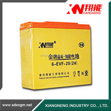Electric Vehicles battery lead acid battery 12v 20ah