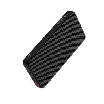 YOOBAO Latest P10D 10000mAh Power Bank Three  Input Dual Output LED Digital Display Small Portable Commercial Style