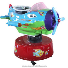 Most popular kiddie ride for sale coin operated kids helicopter