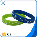 Eco friendly Promotion gift Silicone bracelet