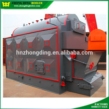 Safety Value 6 ton coal fire steam boiler for heating